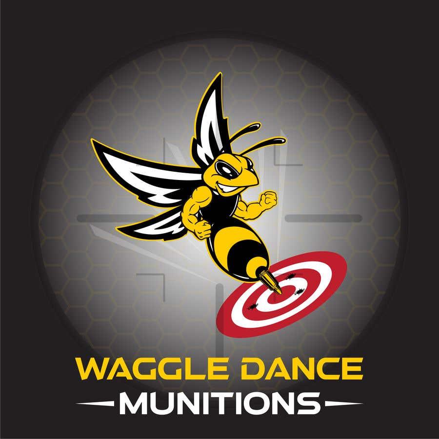 Konkurrenceindlæg #                                        177                                      for                                         Waggle dance logo