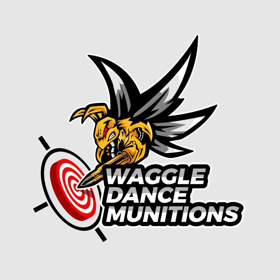 Konkurrenceindlæg #                                        133                                      for                                         Waggle dance logo