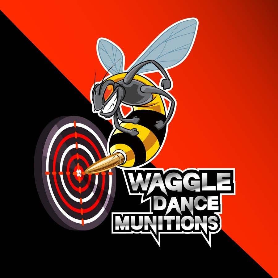 Konkurrenceindlæg #                                        135                                      for                                         Waggle dance logo