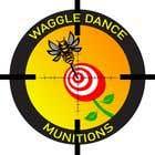 Graphic Design Konkurrenceindlæg #128 for Waggle dance logo