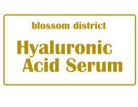 #36 cho Design a Logo for Facial serum bởi oksuna