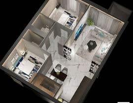 #16 untuk 2 bedroom apartment interior design oleh soha12
