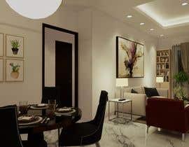 #42 untuk 2 bedroom apartment interior design oleh husni6465
