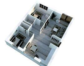 #23 untuk 2 bedroom apartment interior design oleh tanjirhossen550