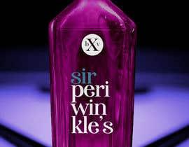 #47 for Purple gin silk screened Label af annaausten