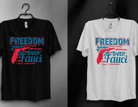 #61 for Freedom Over Fauci af kamrunfreelance8