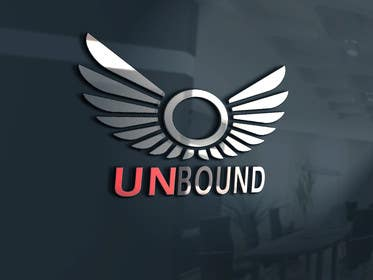 RAIDAHKHALIDSYED tarafından Design a Logo for 'Unbound' Gym Apparel için no 63