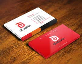 #125 untuk Design some Business Cards for Dialcom Inc. oleh youart2012
