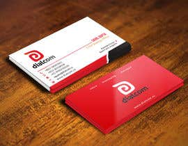 #135 untuk Design some Business Cards for Dialcom Inc. oleh youart2012