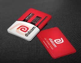 #131 untuk Design some Business Cards for Dialcom Inc. oleh imtiazmahmud80
