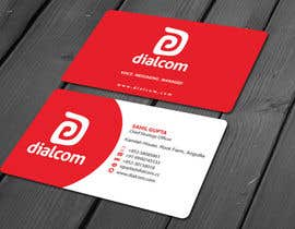 #10 for Design some Business Cards for Dialcom Inc. af mosaddekbillah