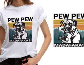 #104 untuk T-Shirt Design - 13/06/2021 05:50 EDT oleh mdhamid76
