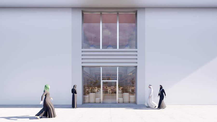 Konkurrenceindlæg #                                        52                                      for                                         Create a floor plan Design for a body shop retail outlet