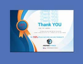 #210 for Design me a Thank you card by majnuahmed