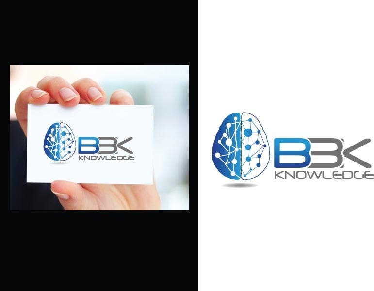Contest Entry #3 for Design eines Logos for BB Knowledge + HRS Knowledge