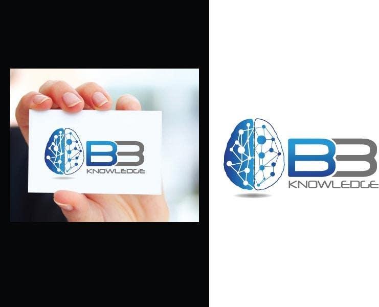 Inscrição nº 5 do Concurso para Design eines Logos for BB Knowledge + HRS Knowledge