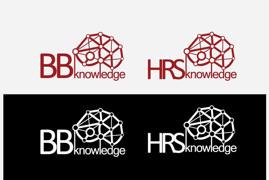 Inscrição nº 6 do Concurso para Design eines Logos for BB Knowledge + HRS Knowledge