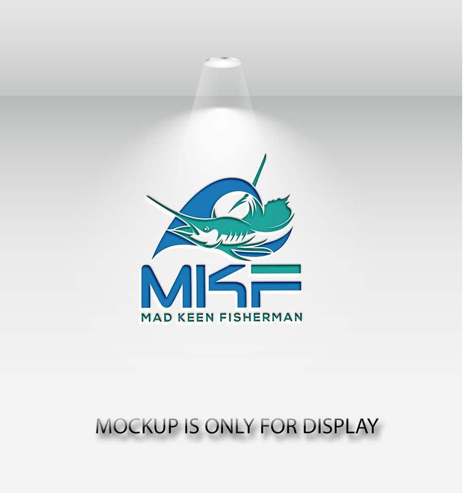 Конкурсная заявка №                                        98                                      для                                         MKF Mad Keen fisherman