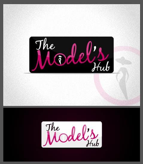 Konkurrenceindlæg #                                        34                                      for                                         The Model's Hub Logo