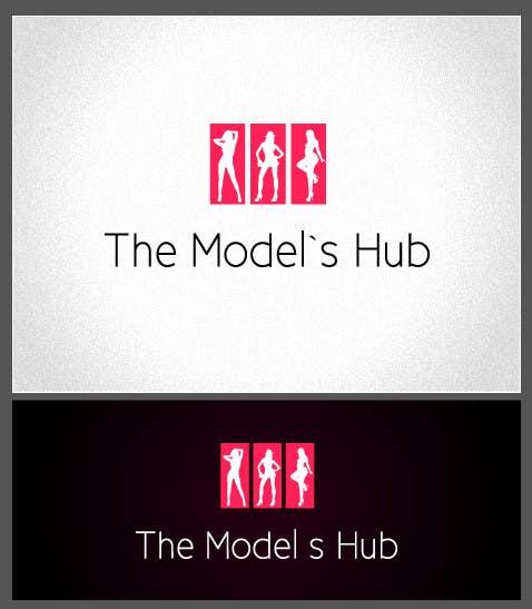 Konkurrenceindlæg #47 for The Model's Hub Logo