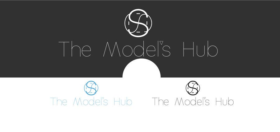 Konkurrenceindlæg #6 for The Model's Hub Logo