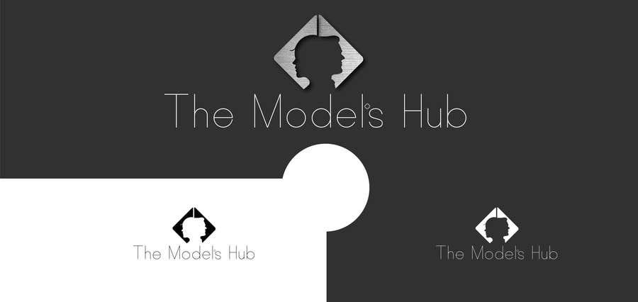 Konkurrenceindlæg #                                        55                                      for                                         The Model's Hub Logo
