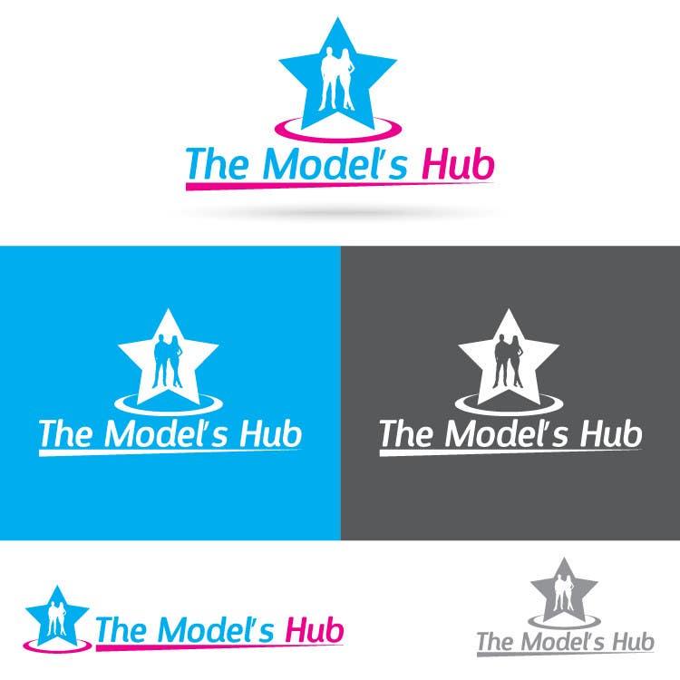 Konkurrenceindlæg #                                        63                                      for                                         The Model's Hub Logo