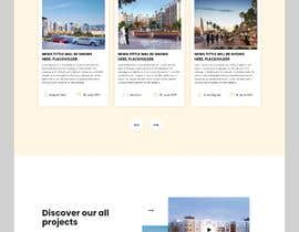 #34 for Design a website's Homepage by mdrahad114