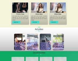 #43 for Design a website's Homepage by alaminart