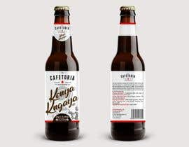 #22 for Label design for a bottle (Cold brew coffee) by SlavIK1991