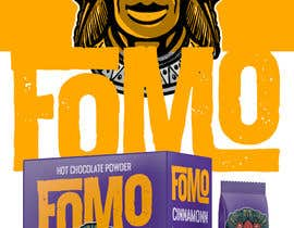 #37 untuk Hot Chocolate Powder Sachet / Retail Box Artwork oleh widedesign