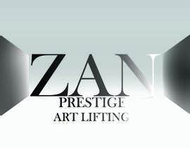 #69 for Разработка логотипа for ZAN ART PRESTIGE LIFTING by daniurbanout