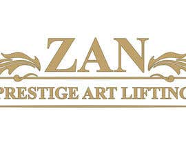#43 for Разработка логотипа for ZAN ART PRESTIGE LIFTING by oscarwild98
