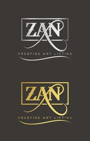#71 cho Разработка логотипа for ZAN ART PRESTIGE LIFTING bởi TangaFx