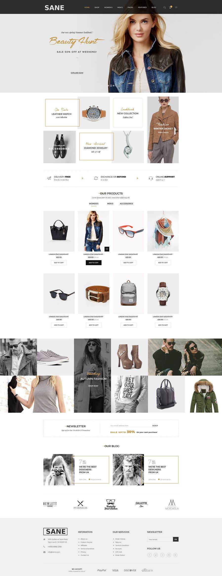 Kilpailutyö #                                        112                                      kilpailussa                                         Build me a website and logo