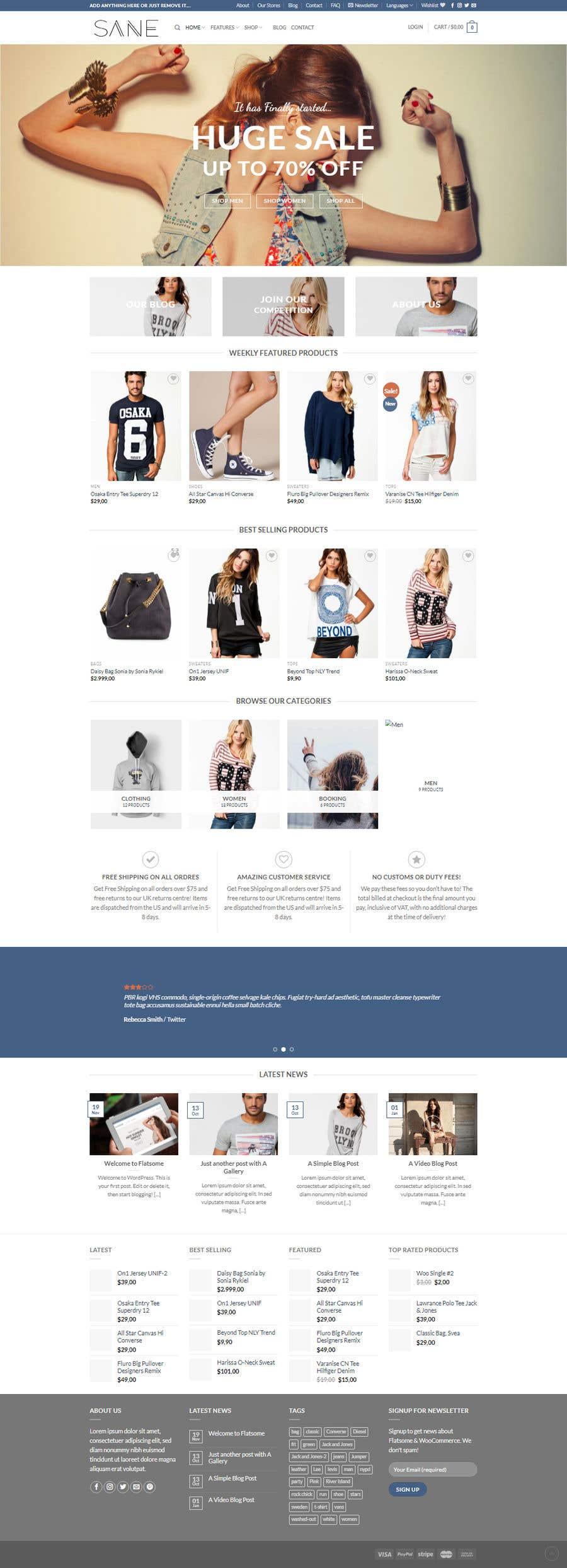 Kilpailutyö #                                        109                                      kilpailussa                                         Build me a website and logo