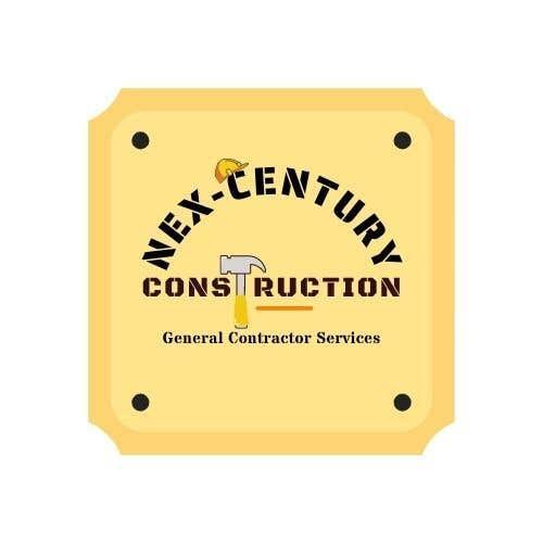 Bài tham dự cuộc thi #                                        21                                      cho                                         Design Logo for a Construction company hammer and hard hat