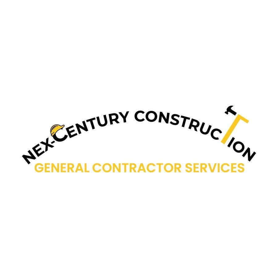Bài tham dự cuộc thi #                                        27                                      cho                                         Design Logo for a Construction company hammer and hard hat