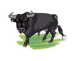 #67 for Cartoon Caricature of a Bull af ashvinirudrake13