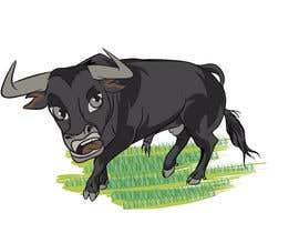 #81 for Cartoon Caricature of a Bull af ashvinirudrake13