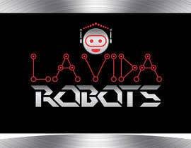 tmkhung tarafından Logo Design for La Vida Robots (www.lavidarobots.org) için no 104
