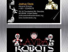 #158 for Logo Design for La Vida Robots (www.lavidarobots.org) af tmkhung