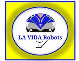 #168 for Logo Design for La Vida Robots (www.lavidarobots.org) af Luis25fer