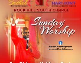 #133 for Church Logo/Poster Revamp - 14/06/2021 01:57 EDT af senfrie