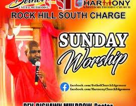 #130 for Church Logo/Poster Revamp - 14/06/2021 01:57 EDT af sarmiento1925