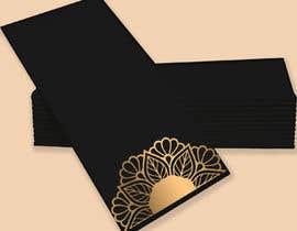 #28 untuk Create 5 Fancy Disposable Dinner Napkin Design oleh Elahehroushan