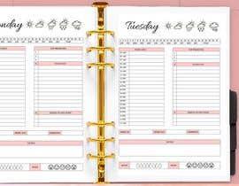 #37 for PDF Templates for Journaling (Printed or digital) af fankosh2