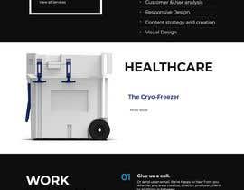Nro 21 kilpailuun Improve UI/UX design for the website käyttäjältä vivekdaneapen
