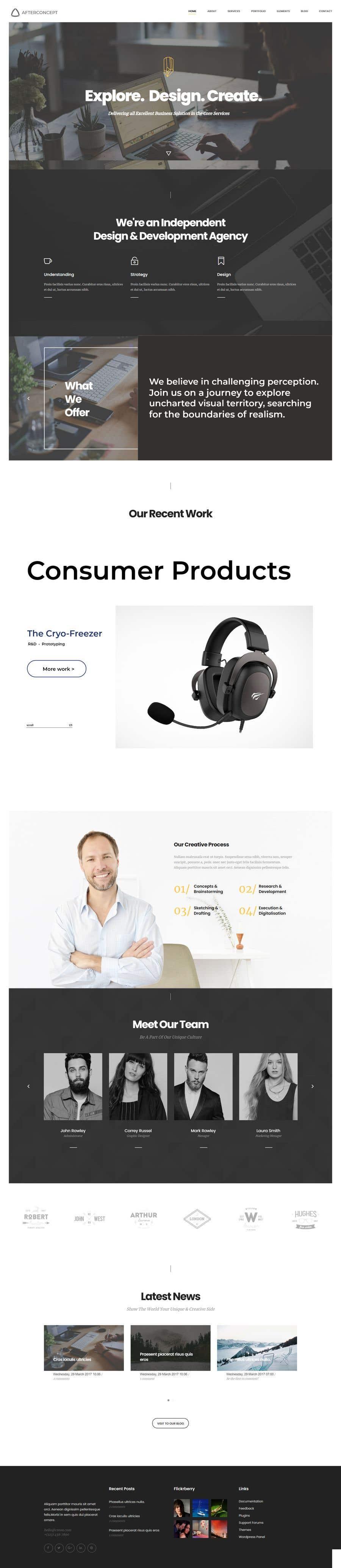 Konkurrenceindlæg #                                        17                                      for                                         Improve UI/UX design for the website