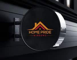 #633 for Home Pride Windows Logo af Blackfx0007